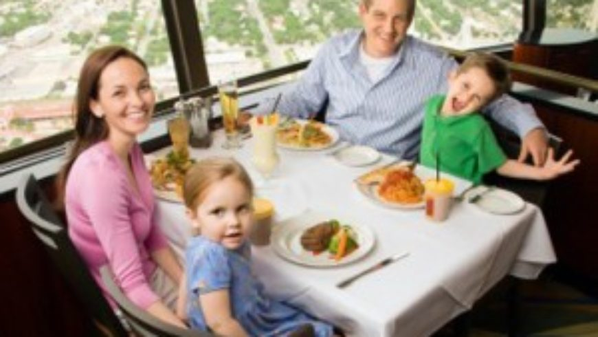 A cena fuori con i bambini mayday – mayday!